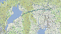 Trekked_route_from_sakahogi_to_akas