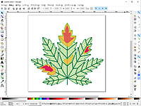 Leafinkscape